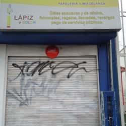 Papelería y Miscelánea Lapiz y Color en Bogotá