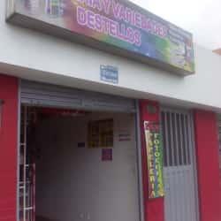 Papelería y Variedades Destellos en Bogotá