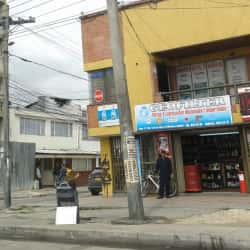 Geofilter en Bogotá