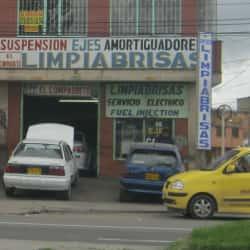 Limpiabrisas El Compadrito en Bogotá