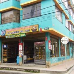 Panadería Cafetería y Pastelería Los Líderes Del Pan en Bogotá