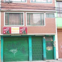 Panadería Da'Gussto en Bogotá