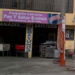Panadería y Cafetería Pan y Sabor Express en Bogotá