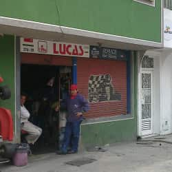 Lucas Service Kart Racing en Bogotá