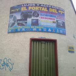 Lujos y Accesorios El Portal Del 7 en Bogotá