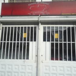Manson del Semental en Bogotá