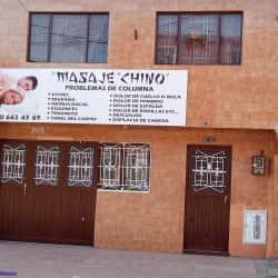 Masaje Chino en Bogotá