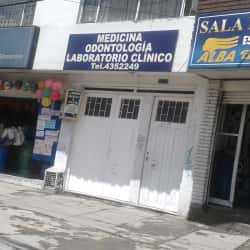 Medicina Odontología Laboratorio Clínico en Bogotá