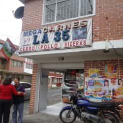 Mega Carnes la 35 en Bogotá