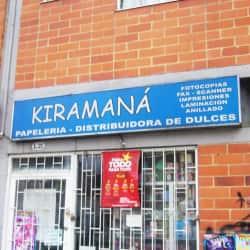 Kiramaná Papelería en Bogotá