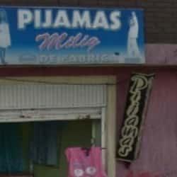 Pijamas Milig en Bogotá