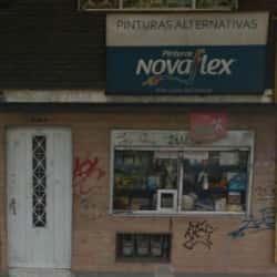 Pinturas Novaflex en Bogotá