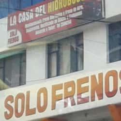 La Casa del Hidrobooster en Bogotá
