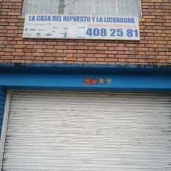 La Casa del Repuesto y la Licuadora en Bogotá