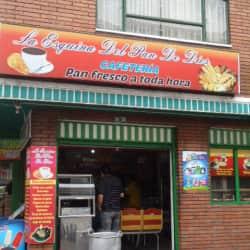 La Esquina del Pan de Dios en Bogotá