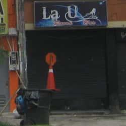 Barra Bar La U en Bogotá