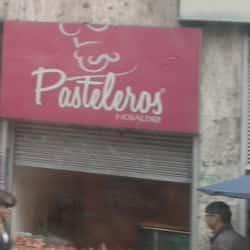 Pasteleros en Bogotá