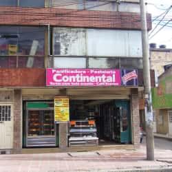 Panificadora  Pastelería Continental en Bogotá