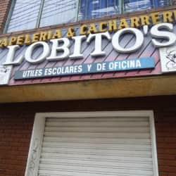 Papelería y Cacharrería Lobito's  en Bogotá