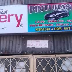 Pinturas Je  en Bogotá
