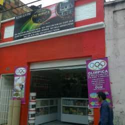 Pinturas Olímpica en Bogotá