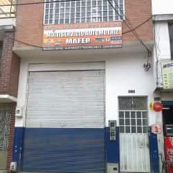 Multiservicio Automotriz Mafer  en Bogotá