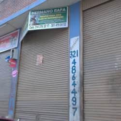 Hermano Rafa en Bogotá