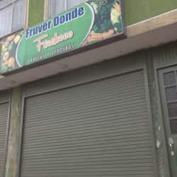 Fruver Donde Ferchooo en Bogotá