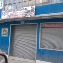 Servicio Técnico Video-Multijuegos  en Bogotá