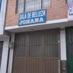 Sala de Belleza Johana en Bogotá