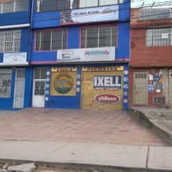 Pinturas Nevada en Bogotá