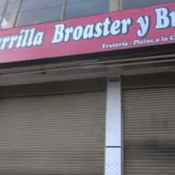 Broaster & Brasas en Bogotá
