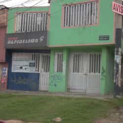 Interrapidisimo Calle 84 Sur con 9 en Bogotá