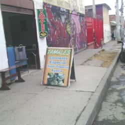 Tamales Calle 32 con 8 en Bogotá