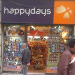 Happydays - Ahumada en Santiago