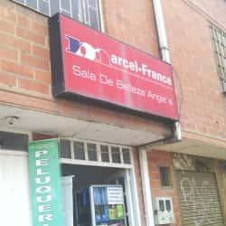 Sala de Belleza Angie's en Bogotá