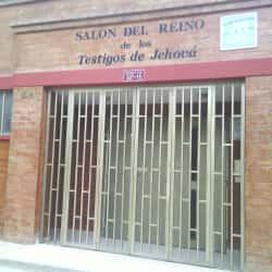 Salon del Reino de los Testigos de Jehova en Bogotá