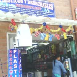 Plasticos y Desechables Mayerplast en Bogotá