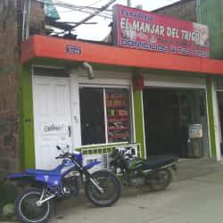 Panaderia El Manjar del Trigo en Bogotá