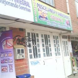 Miscelanea y Variedades Steven's en Bogotá