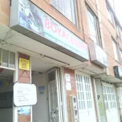 My Sazon Boyacense en Bogotá