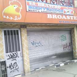 El Brasero Broaster en Bogotá