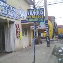 Ferrevidrios DJ  en Bogotá