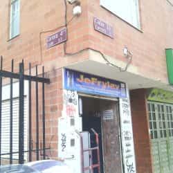 Jefrylav en Bogotá