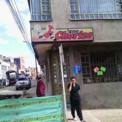 Y Que Chorizo en Bogotá