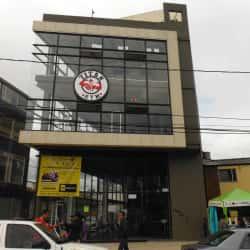 Titan TRX gym en Bogotá