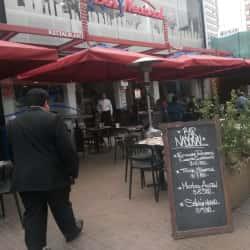 Bar Nacional en Santiago