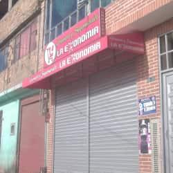 Granero y Supermercado La Economia en Bogotá