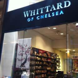 Whittard en Santiago