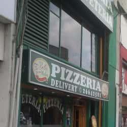 Pizzeria Bella Italia  en Santiago